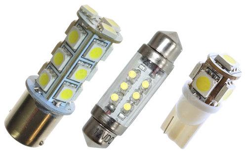 LED AMPOULES