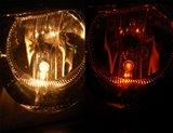 LED JAUNE/ORANGE 1 diode 24V W5W_