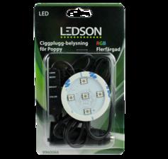 LEDSON - POPPY LED - RGB - FICHE CIGARETTE - 12-30V
