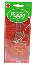 STRAWBERRY - POPPY GRACE MATE - AIRFRESHNER - 5GRAM