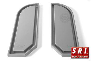 AeroSign® 40 cm SIDE PARTS (SET)