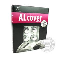 Alcover - Alcoa® COUVRE-ÉCROUS DE ROUE  - ACIER INOXYDABLE - 33 MM