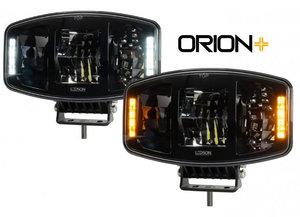 Orion+ LEDSON LED LONGUE PORTÉE 100W - JAUNE / BLANC Feu de position