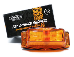 ORANGE - LED MARQUEUR DOUBLE - OMNIUS