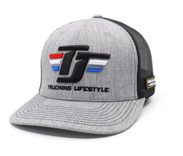 TRUCKER CAP - TJ TRUCKING LIFESTYLE