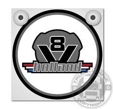 V8 HOLLAND - ENSEIGNE LUMINEUSES