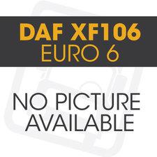 DAF XF106 - GUIDE DE VENT SILENCE ADAPTÉ À DAF XF106