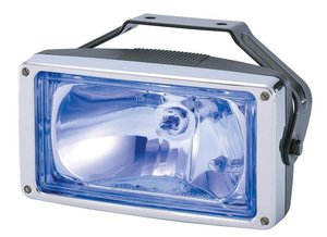 PHARE LONGUE-PORTEE - ADAPTÉ POUR SCANIA SUNSHADE - BLUE GLASS