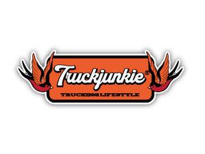 TRUCKJUNKIE SWALLOWS - FULL PRINT AUTOCOLLANT