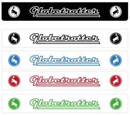GLOBETROTTER - BAVETTE