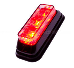 FLASH 3 LED - ASTUCE - ROUGE