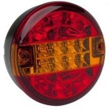 3-KAMER ACHTERLICHT LED OPBOUW - 140MM