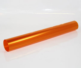HEADLIGHT FOIL - ORANGE