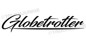 GLOBETROTTER - AUTOCOLLANT