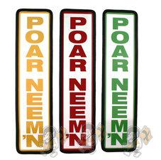 POAR NEEM'N BOUCLIER - 40X10CM