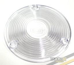 BLANC - LENS SIMPLE - ADAPTÉ POUR LAMPE HELLA ESPAGNOL