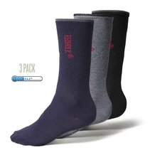 REDBRICK SOCKS COOL 3PACK