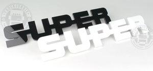 SUPER EMBLÈME - LIMITED EDITION