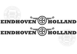 EINDHOVEN HOLLAND DAF - AUTOCOLLANT