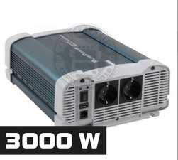3000W - CONVERTISSEUR PUR SINUS - PURE POWER 24-220V