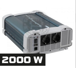 2000W - CONVERTISSEUR PUR SINUS - PURE POWER 24-220V