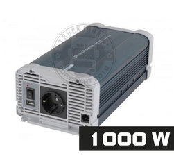 1000W - CONVERTISSEUR PUR SINUS - PURE POWER 24-220V