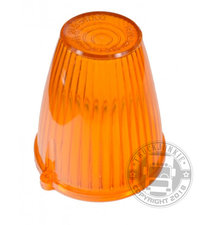 ORANGE LENTILLE DE RECHANGE - LAMPE TORPEDO