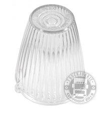 VERRE CLAIR LENTILLE DE RECHANGE - LAMPE TORPEDO