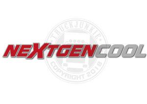 NEXTGENCOOL - AUTOCOLLANT - 2 COULEUR