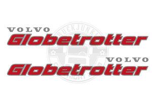 VO GLOBETROTTER - DEUX TONS AUTOCOLLANT