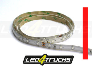 50cm - ROOD - FLEXISTRIP 24V - INDOOR