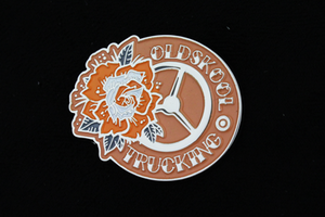 PIN - OLDSKOOL TRUCKING