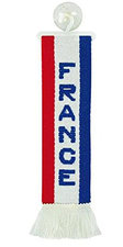 MINI ECHARPE - FRANCE