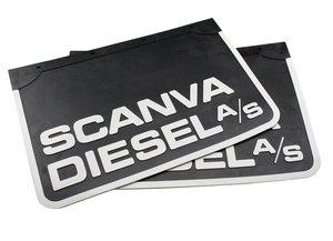 SCANVA DIESEL A/S - BAVETTE EN CAOUTCHOUC - 60X40CM