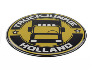 TRUCKJUNKIE HOLLAND - 3D DELUXE FULL PRINT AUTOCOLLANT
