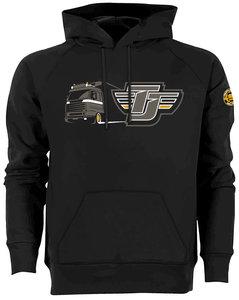 Truckjunkie sweater hoodie scania 143