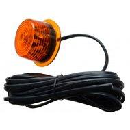 LED breedtelamp oranje ster vormig - geen e markering GYLLE